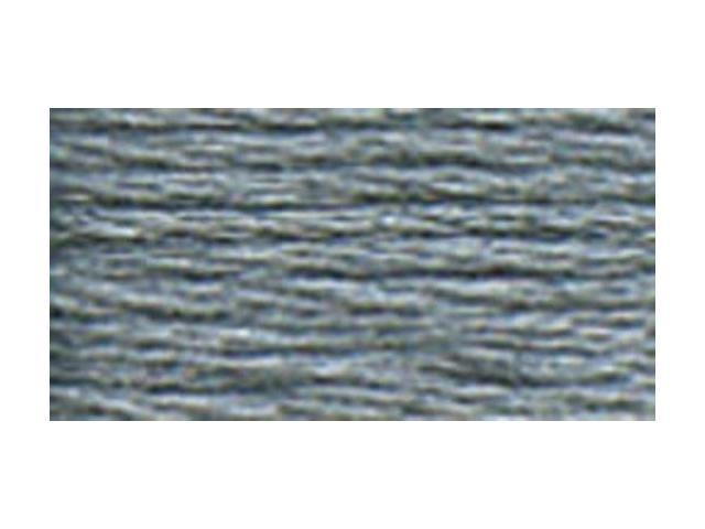 DMC Pearl Cotton Balls Size 8 - 95 Yards-Dark Steel Grey