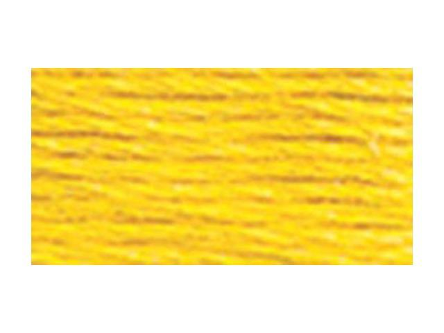 DMC Pearl Cotton Skeins Size 5 - 27.3 Yards-Bright Canary