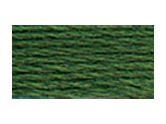DMC Pearl Cotton Skeins Size 5 - 27.3 Yards-Dark Hunter Green