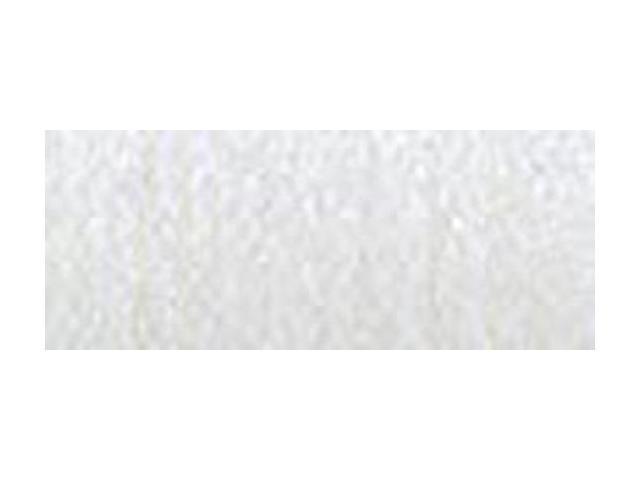 Kreinik Blending Filament 1 Ply 50 Meters (55 Yards)-Hi Lustre White