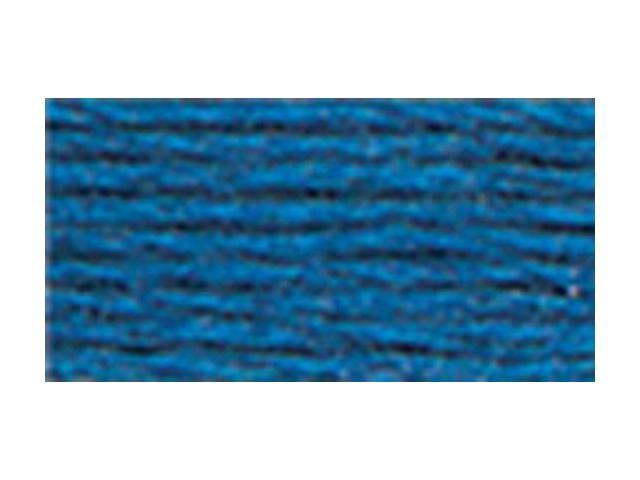 DMC Pearl Cotton Skeins Size 3 - 16.4 Yards-Very Dark Baby Blue