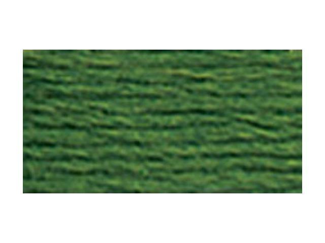 DMC Pearl Cotton Skeins Size 3 - 16.4 Yards-Very Dark Parrot Green