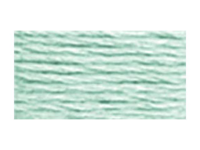 DMC Pearl Cotton Skeins Size 3 - 16.4 Yards-Very Light Blue Green