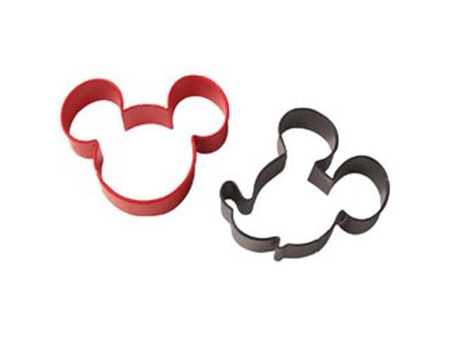Cookie Cutters 2/Pkg-Mickey Mouse