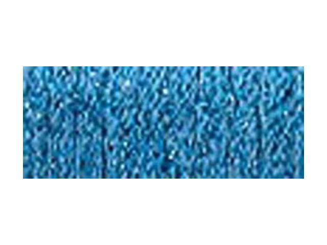 Kreinik Very Fine Metallic Braid #4 11 Meters (12 Yards)-Blue