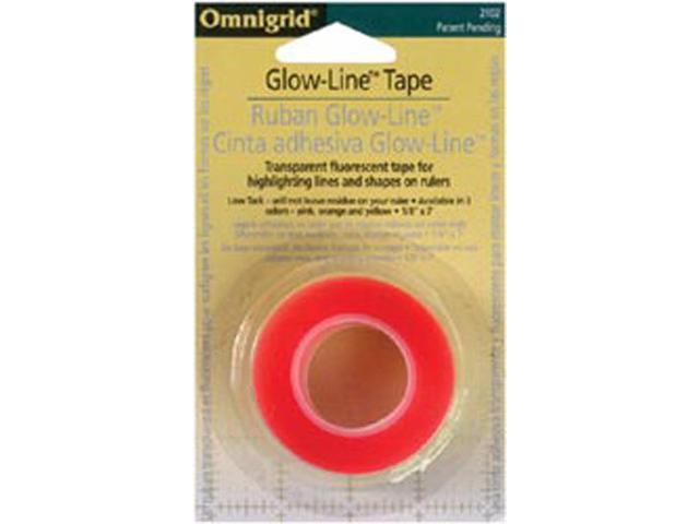Omnigrid Glow-Line Tape-1/4
