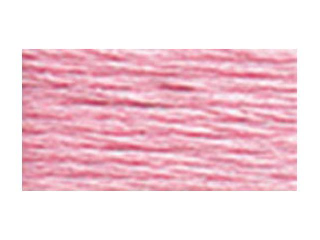 DMC Pearl Cotton Skeins Size 3 - 16.4 Yards-Very Light Cranberry