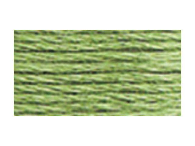 DMC Pearl Cotton Balls Size 8 - 95 Yards-Light Pistachio Green