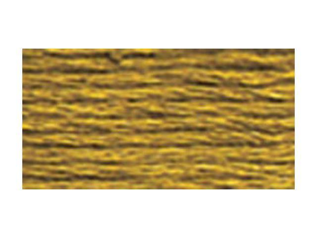DMC Pearl Cotton Skeins Size 3 - 16.4 Yards-Golden Olive
