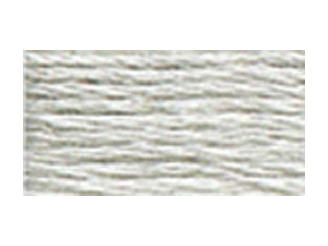 DMC Pearl Cotton Skeins Size 5 - 27.3 Yards-Very Light Pearl Grey