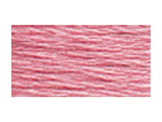 DMC Pearl Cotton Skeins Size 5 - 27.3 Yards-Light Rose