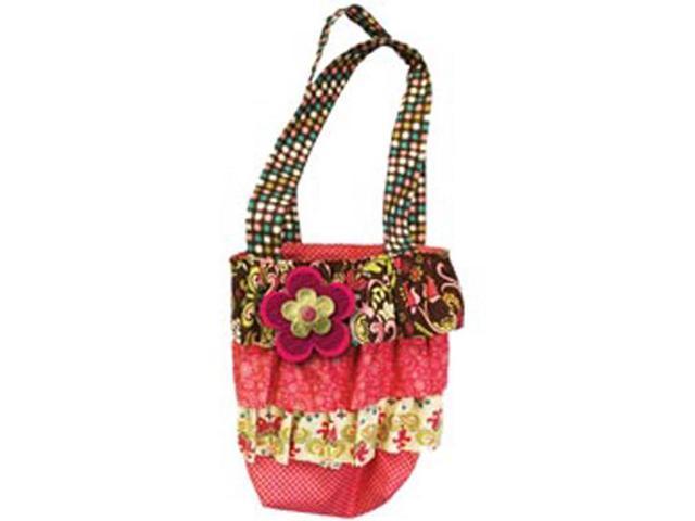 MME Ruffle Bag Kit-Pink