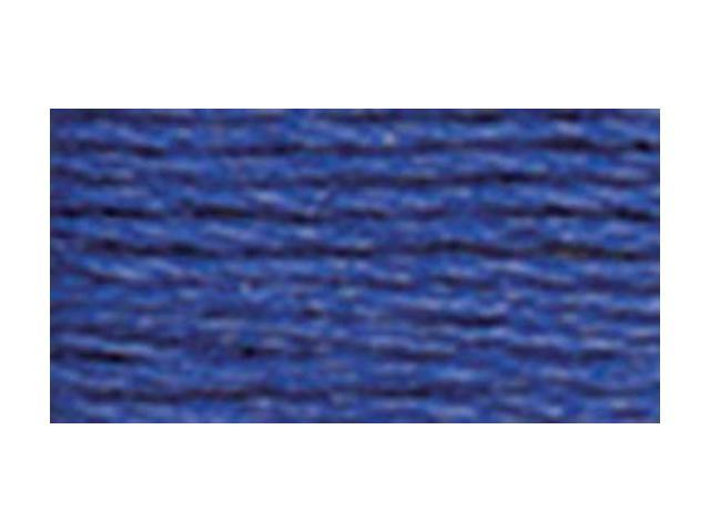 DMC Pearl Cotton Skeins Size 5 - 27.3 Yards-Dark Cornflower Blue