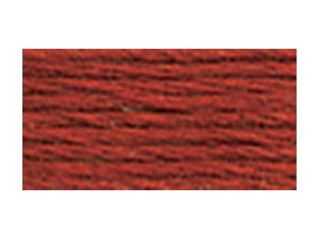 DMC Pearl Cotton Balls Size 8 - 95 Yards-Dark Terra Cotta