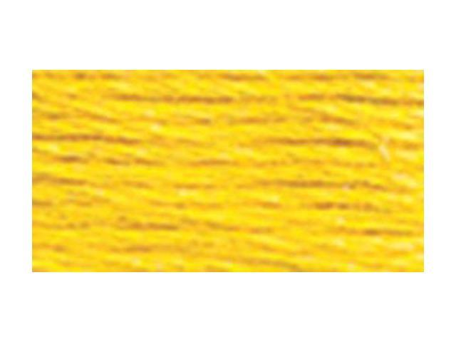 DMC Pearl Cotton Skeins Size 3 - 16.4 Yards-Bright Canary