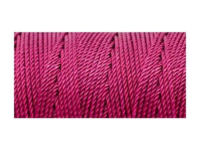 Nylon Thread Size 18 197yd-Fuchsia