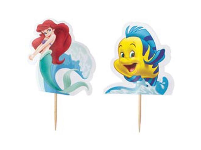 Fun Pix-Disney Princess Ariel 24/Pkg