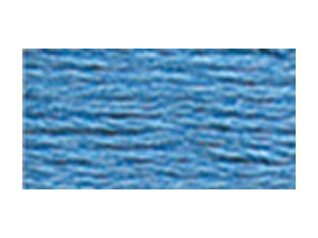 DMC Pearl Cotton Skeins Size 5 - 27.3 Yards-Medium Blue