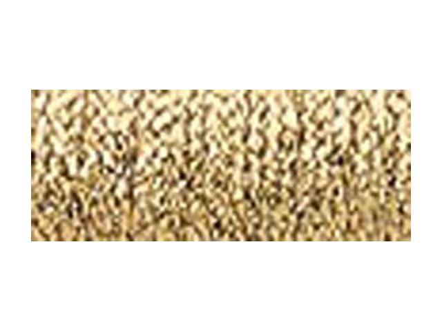 Kreinik Very Fine Metallic Braid #4 11 Meters (12 Yards)-Aztec Gold Hi Lustre