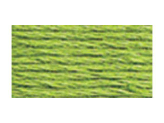 DMC Pearl Cotton Skeins Size 5 - 27.3 Yards-Bright Chartreuse