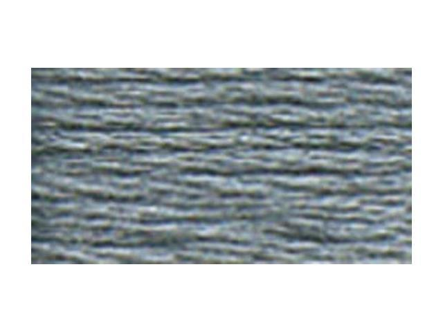 DMC Pearl Cotton Skeins Size 3 - 16.4 Yards-Dark Steel Grey