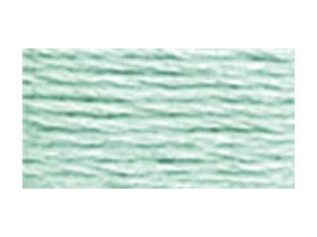 DMC Pearl Cotton Balls Size 8 - 95 Yards-Very Light Blue Green