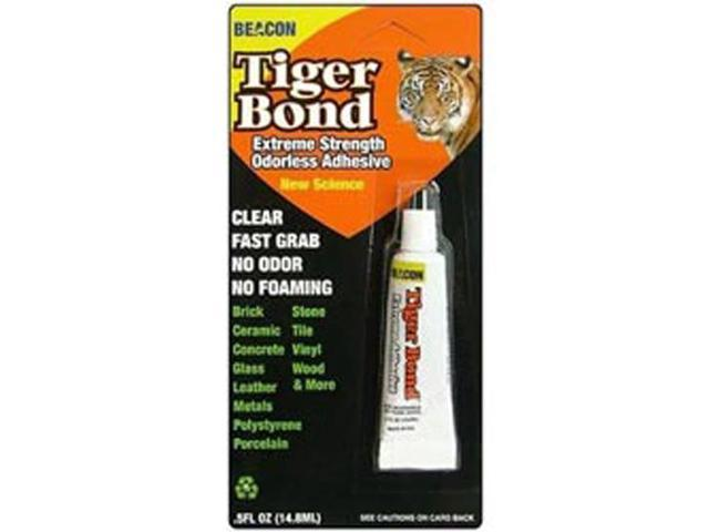 Tiger Bond Adhesive-.5 Ounce