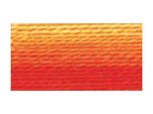DMC Pearl Cotton Skeins Size 5 - 27.3 Yards-Variegated Burnt Orange