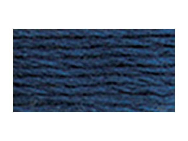 DMC Pearl Cotton Skeins Size 3 - 16.4 Yards-Medium Navy Blue