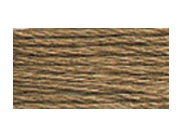 DMC Pearl Cotton Skeins Size 5 - 27.3 Yards-Medium Beige Brown