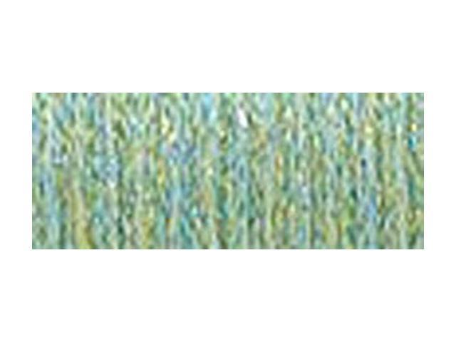 Kreinik Very Fine Metallic Braid #4 11 Meters (12 Yards)-Star Green