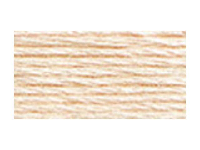 DMC Pearl Cotton Skeins Size 5 - 27.3 Yards-Very Light Peach