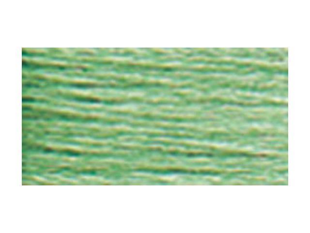DMC Pearl Cotton Skeins Size 5 - 27.3 Yards-Medium Baby Green