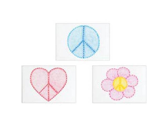 Stamped Embroidery Kit Beginner Samplers 6