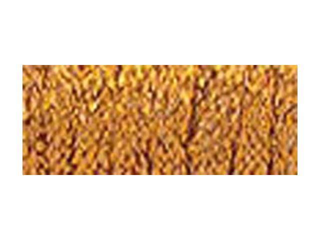 Kreinik Fine Metallic Braid #8 10 Meters (11 Yards)-Vintage Amber