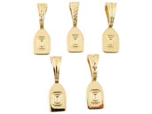 Fuseworks Art Bails 5pc-Gold