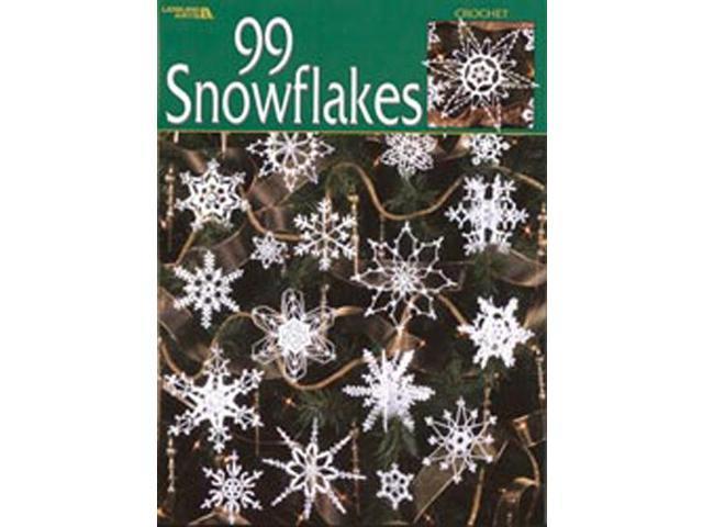 Leisure Arts-99 Snowflakes