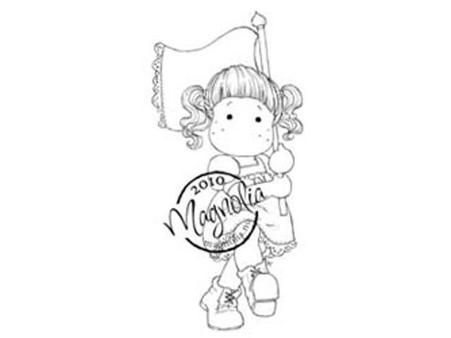 Cozy Family Cling Stamp 5.5
