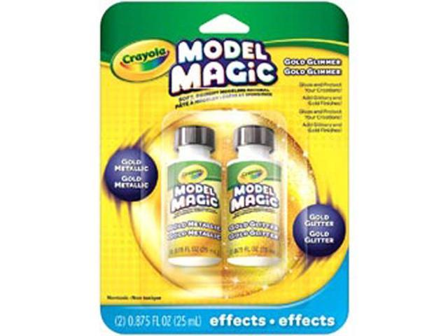 Crayola Model Magic Gold Glimmer-