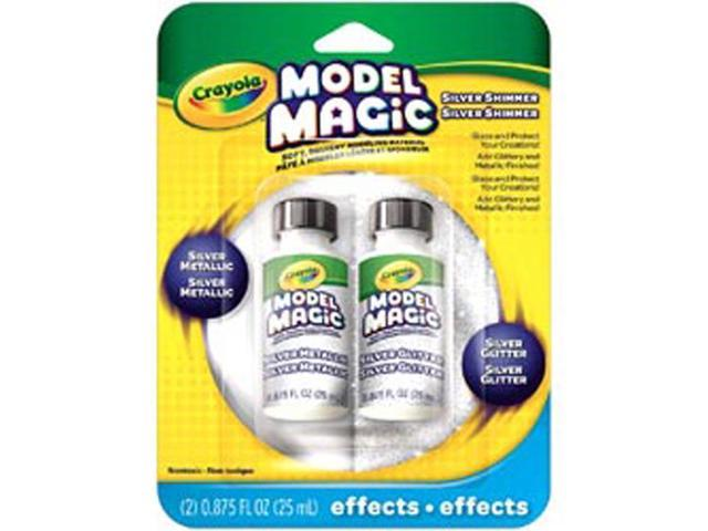 Crayola Model Magic Silver Shimmer-