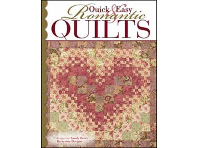Leisure Arts-Quick & Easy Romantic Quilts