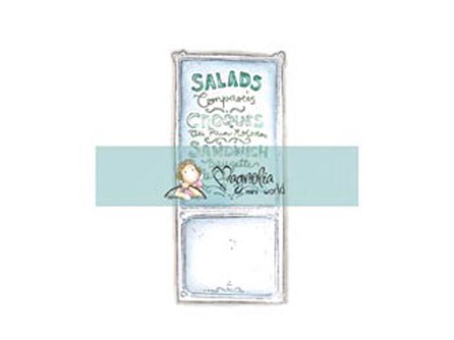Mini Summer Memories Stamp 2.75