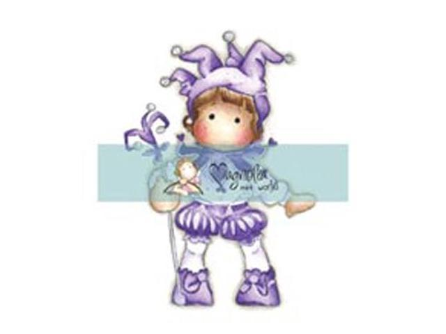 Mini Princes & Princesses Stamp 2.75