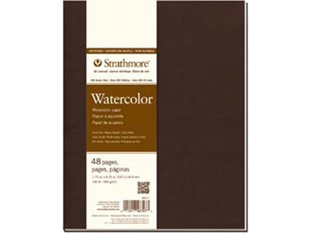 Strathmore Softcover Watercolor Journal 7.75
