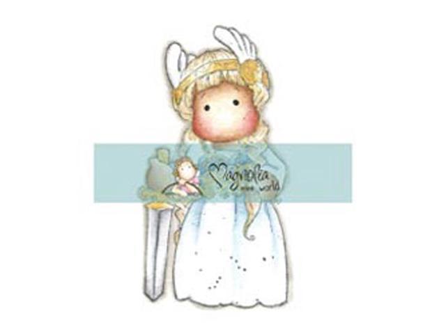 Mini Princes & Princesses Stamp 2.75
