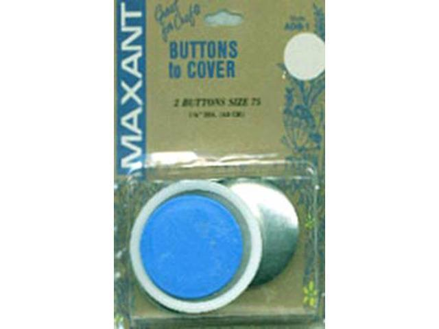 Cover Button Kit-Size 75 1-7/8