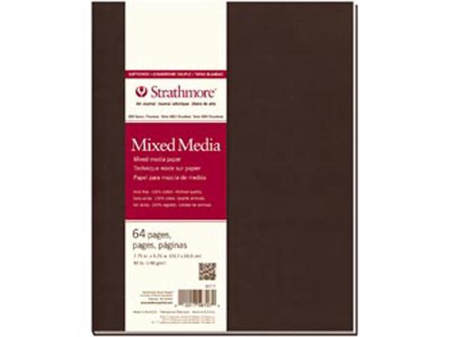 Strathmore Softcover Mixed Media Journal 7.75