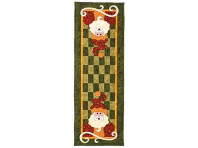 Jeri Kelly Patterns-The Jolly Fellow Table Runner