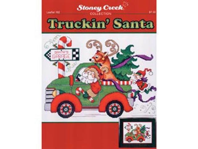 Stoney Creek-Truckin' Santa