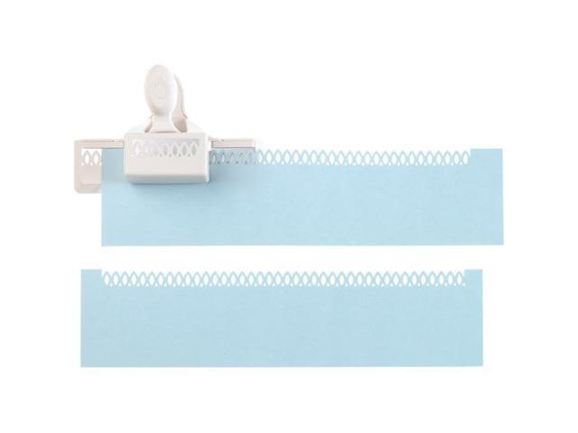 Martha Stewart Edge Punch-Oval Border